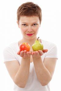 הכנת הגוף להריון תזונה בריאה