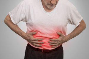 בעיות עיכול - כאבים