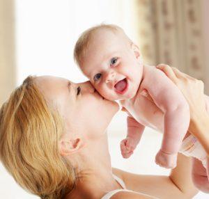 כאבי הריון - אמא ותינוק