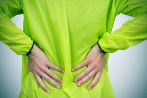 כאבי גב תחתון גבר