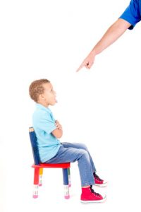 הפרעות קשב וריכוז - ילד בעונש